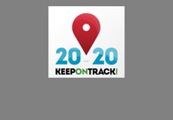 Keep on Track 20 20