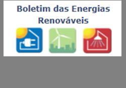 Boletim das Energias Renováveis